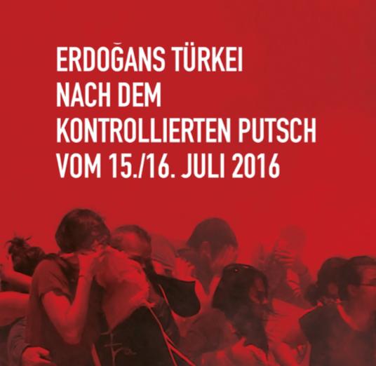 Infobroschüre Putsch Türkei Erdogan