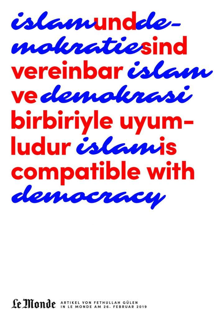 Islam und Demokratie sind vereinbar